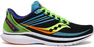 Saucony Kinvara 12 Mens Running Shoes - Black