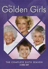 GOLDEN GIRLS: COMPLETE SIXTH SEASON DVD