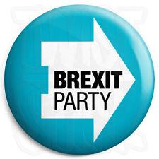 Brexit Party - Nigel Farage EU Europe - 25mm Button Badge, Fridge Magnet Option