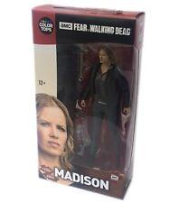 MADISON CLARK mit Base & Zubehör FEAR the Walking Dead Figur NEU OVP #4 v 8