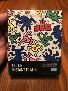 Keith Haring Impossible Project Polaroid Film EXPIRED