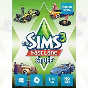 The Sims 3 Fast Lane Stuff Pack DLC for PC Game Origin Key Region Free