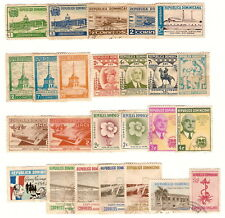 Dominican Republic - Bundles per 100 Used Stamps 25dif.