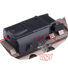 Tactical Red Laser Sight Laser Pointer With Switch For Hunting Airsoft Gun