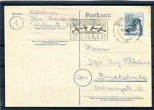 Postkarte Berlin Mi.-Nr. 5 EF SoSt Luftbrücke Berlin - b4615
