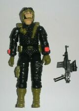 1988 GI Joe Night Force Crazylegs Assault Trooper v2 Figure w/ Gun TRU Exclusive