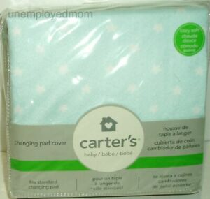 Changing Pad Cover Baby Cozy Soft Boys Girls 32 in x 16 in Nursey Shower Gift