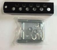 Shorelander TA0898-03 Black Bunk Load Guide Kit