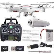 New X5C Explorers 2.4Ghz 4CH 6-Axis Gyro RC Quadcopter Drone+HD 2.0MP Camera RTF