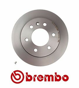 For Mercedes Dodge Sprinter 2500 3500 Disc Brake Rotor Rear Brembo 08950911