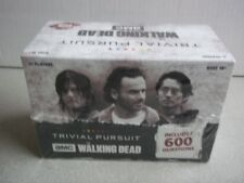 The Walking Dead AMC Trivial Pursuit Brand New Sealed
