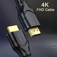 Cavo HDMI UHD v2.0 ad altissima velocità 3D HDR Ethernet HDTV 1m