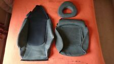 SMART ROADSTER LEFT SIDE GREEN COMPLETE SEAT COVER UPHOLSTERY