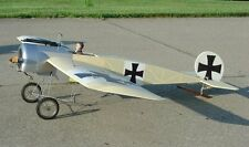 WWI 1/4 Scale Fokker EIII 100 inch WS Giant Scale RC Printed  Plans