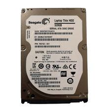"Seagate 320GB ST320LM010 7200RPM 32MB SATA 2.5"" Laptop HDD Hard Disk Drive"