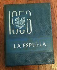 1956 La Espuela Yearbook - Spur, Texas