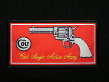 COLT SAA PATCH LARGE 5 INCH FREE SHIPPING