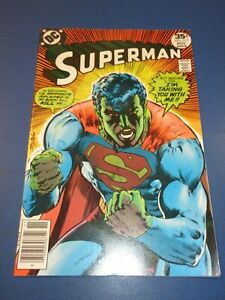 Superman #317 Bronze age Neal Adams VF Beauty Wow