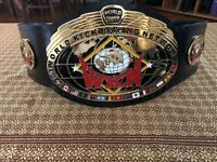 Kick Boxing Belt Champion Ship Belt.full size 2mm plates