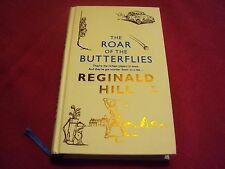 THE ROAR OF THE BUTTERFLIES by Reginald Hill