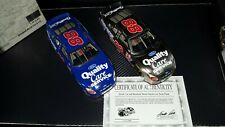 Action Dale Jarrett #88 2000 Ford Taurus 1:24 [2 Car Set] Limited Edition RARE!