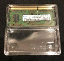 New listing Samsung 1Gb Ram 1Rx8 Pc3-10600S Ddr3-1333Mhz non-Ecc Unbuffer M471B2873Fhs-Ch9