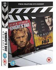 Double: A KnightS Tale / Ned Kelly [DVD][Region 2]