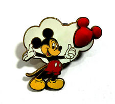 Disney Pin 70251 Mickey with Balloons WDW Pin Free-D