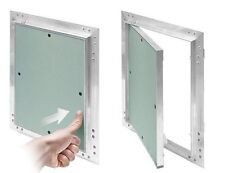 Access Panels Plasterboard with Aluminium Frame Inspection Hatch Revision Door