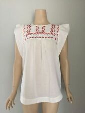 Country Road Embroidered Regular Tops & Blouses for Women