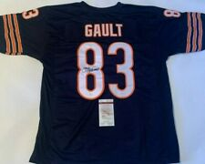 Willie Gault Autographed Chicago Bears Jersey JSA Witnessed COA