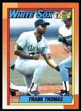 1990 Topps Frank Thomas RC Rookie #414 White Sox NM-MT