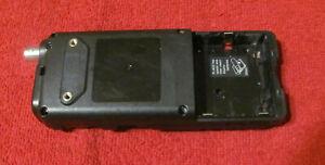 Icom IC-R20 used spares - back panel