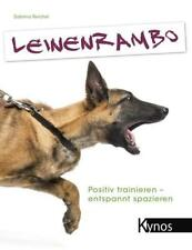 Leinenrambo - Sabrina Reichel - 9783954640270 PORTOFREI