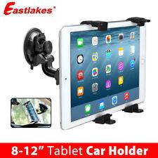 "Universal Car Mount Windscreen Holder For iPad Mini Pro Samsung Tablet PC 8-12"""