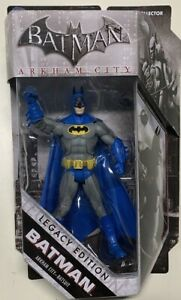 DC Legacy Edition Arkham City Batsuit Batman Figure Mattel DC Universe Classics