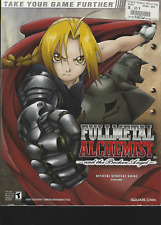 Fullmetal Alchemist and the Broken Angel Brady Official Strategy Guide 2005 PB