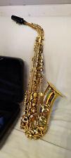 Yamaha YAS-275, Alto Saxophone im Komplettset