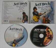 Jeff Beck - Rock n Roll Party - U.S. dvd and cd set