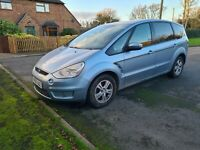 FORD S MAX 2.0L TDCi YEAR 2007 Diesel 7 seater