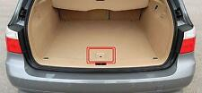 BMW NEW GENUINE 5 E61 TOURING SERIES FLOOR BEIGE CARPET TRUNK HANDLE 6958163