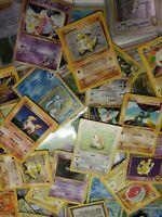 13 Random Vintage Pokemon card Lot TCG CCG WOTC guaranteed RARE HOLO SHADOWLESS