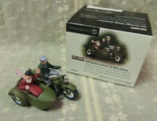 Nos Harley Davidson Dept. 56 Christmas In The City Series 1930 Vl With Sidecar