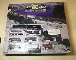 Bachmann - Train Set - EZ Track - Empire Builder - Item # 24009