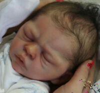 """Owen Francis By Laura Tuzio Ross New Reborn Baby Doll Kit@LE1200@19""""@Body Includ"""