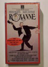 NEW SEALED Roxanne VHS Video Tape Movie Steve Martin Daryl Hannah