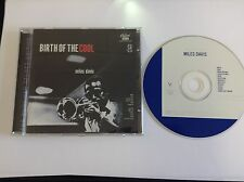 Miles Davis - Birth of the Cool (2001) CD