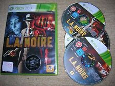 L. A. noire - rare jeu xbox 360