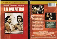 La Mentira Spanish New DVD Marga Lopez Jorge Mistral Andrea Palma