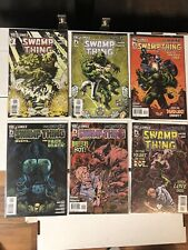 Swamp Thing 1-6 LOT DC NEW 52 UNREAD MINT RDY for CGC 9.8 HOT